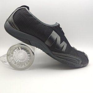 MERRELL 8.5 Tamba Breeze BLACK Slip On Leather